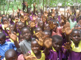 Star of the Sea school children thank you for your support.