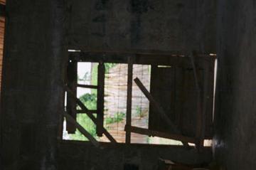 Windows in need of repair (inside)